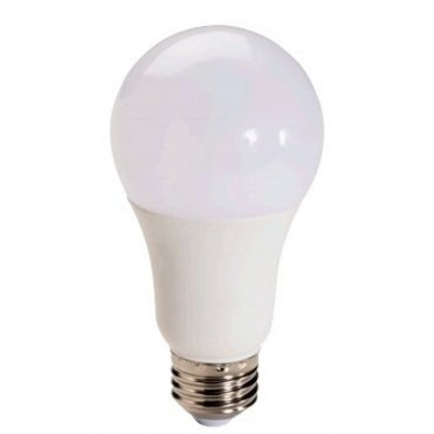 10W Topaz Dimmable LED A-Shape Lamp LA19/10/850/D | Replacement for 60W Incandescent A19