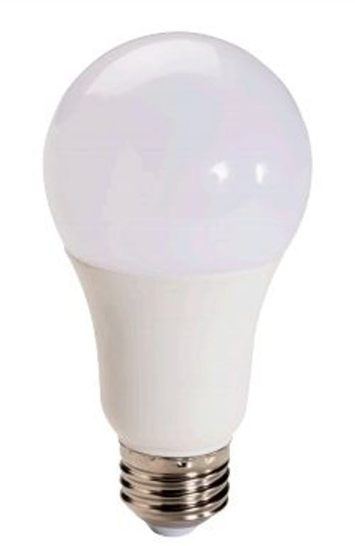 12W Topaz Dimmable LED A-Shape Lamp LA19/12/850/D | Replacement for 75W Incandescent A19