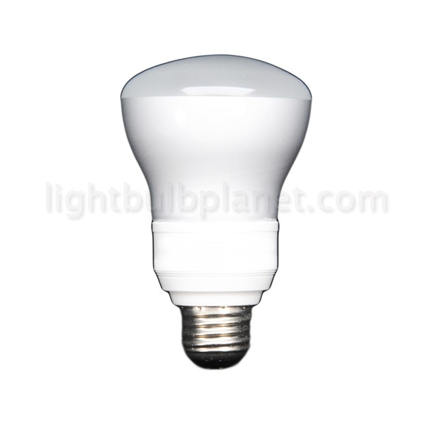 CFL energy saver reflector compact fluorescent R20 5W 3000K Warm