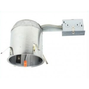 "6"" LED Recessed Can RH6/RLED/IC/AT Remodel Construction IC Air Tight"