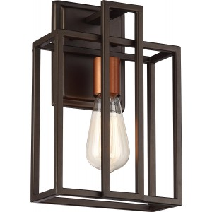Nuvo 60/5851 Lighting Bronze w/ Copper Accents Lake