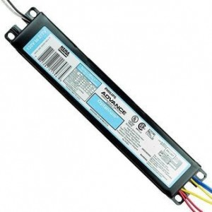 Advance Optanium 32W T8 linear Fluorescent 4-Lamp Ballasts IOPA-4P32-N