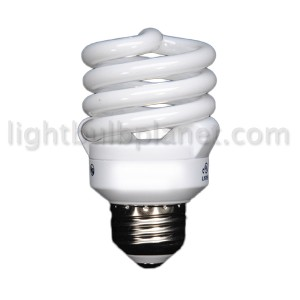 9W Micro Spiral T2 2700K Warm Light CFL