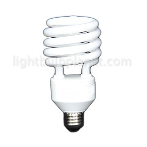 32W Mini Twist CFL 2700K Warm Light FLSQN230V/B