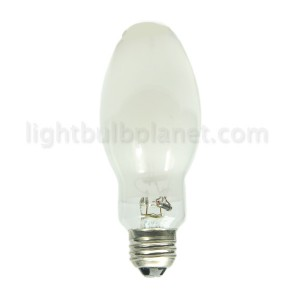 75W High Pressure Mercury Lamp ED17 Medium Base