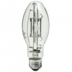 GE 31069 70W ConstantColor - Pulse Start Metal Halide ED17 Medium Base 3000K Warm White CMH70U830MED/O
