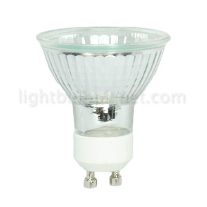 50W Halogen MR16 50-Degree Wide Flood GU10 Base