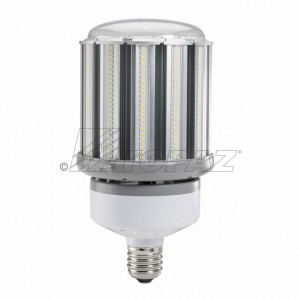 100W Topaz LED Post Top / High Bay Retrofit Corn Light Bulb 5000K