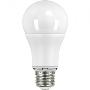 NaturaLED 4528 LED12A19/110L/930 12W A19 LED, E26 Base,1100 lumens, 75W equivalent, 3000K, Dimmable, 90CRI, 25000 Hours