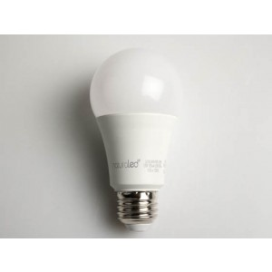 NaturaLED 4529 LED12A19/110L/950 12W A19 LED, E26 Base,1100 lumens, 75W equivalent, 5000K, Dimmable, 90CRI, 25000 Hours