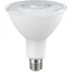 NaturaLED 5930 LED15PAR38/OD/120L/FL/930 15W PAR38 LED, E26 Base, 1200 lumens, 100W equivalent,3000K, Dimmable, 90CRI, 25000 Hours