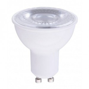 NaturaLED 5939 LED7MR16/50L/GU10/FL/850 7W MR16 LED, GU 10 Base, 500 lumens, 50W equivalent, 5000K, Dimmable, 80CRI, 25000 hours.