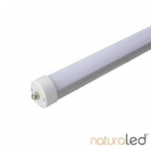 NaturaLED 5958 LED43T8/96FR55/840 43W T8 Integrated Driver Design, 8' / Single, 5500 lumens, 110W equivalent, 4000K, 80CRI,50000 Hours