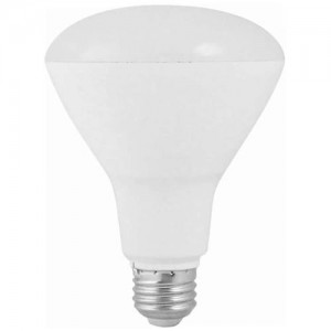 NaturaLED 5978 LED12BR30/90L/940 12W BR30, E26 Base, 950 lumens, 75W equivalent, 4000K, Dimmable, 90 CRI, 25000 Hours.