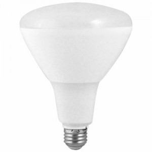 NaturaLED 5985 LED15BR40/130L/950 15W BR40 E26 Base, 1300 lumens, 90W equivalent, 5000K, Dimmable, 90CRI, 25000 Hours