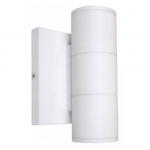 NaturaLED 7069: 10W Up and Down Wall Sconce (Indoor/ Outdoor), 700 lumens, 5000K, 90W equivalent, 38