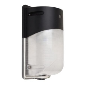 """NaturaLED 7414: 13W Security Lights - """"Photocell Included"""", 1,047 lumens, 4000K, Photocell, 75W, Black, Wet, ES, 50,000 hours"""