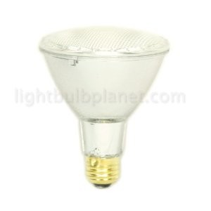 50W PAR30 Long Neck Halogen 12 degree Spot 120V