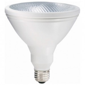 25W Philips  MasterColor Self-Ballasted PAR38 Metal Halide Flood 3000K Warm White CDM-I 25/PAR38/FL/3K