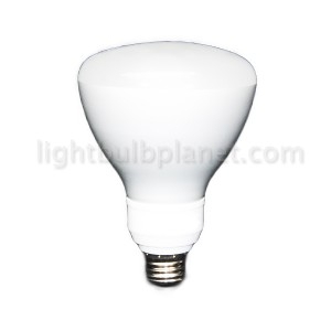 CFL Reflector R30 15W 3000K Warm Light