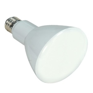 Satco S9045 11W BR30 LED Dimmable 5000K Stark White