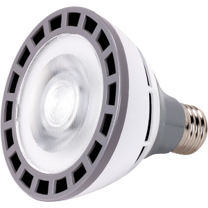 Satco 12w Non Dimmable Par30 Short Neck, 3000K, 25°, 1200LM, Medium (E26), 100-277V; S9762