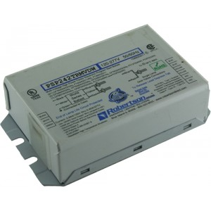 Robertson 42W 4-pin 1 or 2-lamp Electronic Ballast 120/277V PSP242TRMVDW