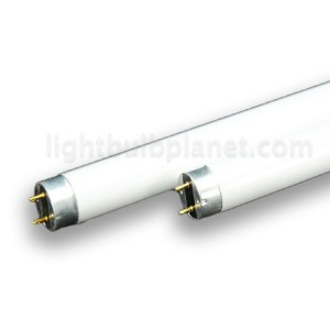 GE 32W T8 Fluorescent 4Ft 5000K 86CRI F32T8/SPX50/ECO  (Case of 36)