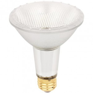 Westinghouse 36843 38W PAR30LN Halogen 2750K Warm White Flood 38PAR30/H/FL/LN/ECO/PLUS