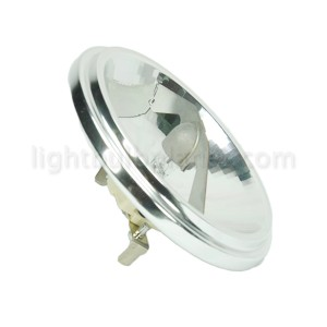 75W AR111 24 Degrees 10,000 Hour Xenon Aluminum Reflector