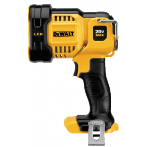 DeWalt DCL043 20-Volt MAX Lithium-Ion Cordless Jobsite Spotlight (Tool-Only)