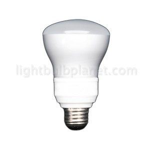 CFL energy saver reflector compact fluorescent R20 5W 5000K Dayl