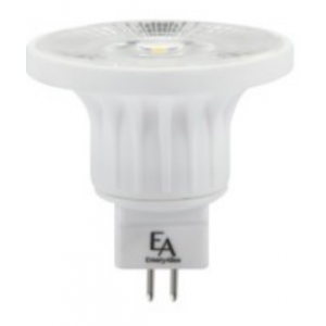 Emery Allen Dimmable MR16 7w 2700K 12V GU5.3 Base 120° Miniature LED Bulb