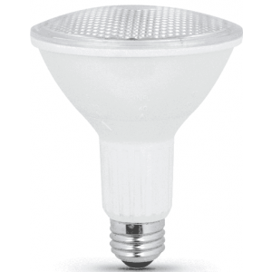 Feit 10w Dimmable PAR30, 5000K, 750LM, 30°, 60°, 100° E26(Medium), 120V;PAR30L/ADJ/950CA