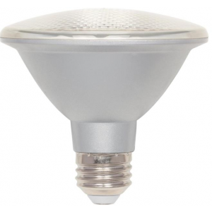 Westinghouse 10W, PAR30 Short Neck, Dimmable LED, 3000K, 840LM, 35° Beam, E26(Medium), 120V; 10PAR30S/LED/DIM/IndOutFL/30