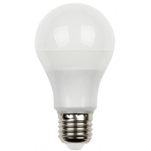 Westinghouse 6W Omni A19 Dimmable LED, 3000K,450LM, 80CRI,40W Equivalent, 220°, 12,000 Hours, E26, 120V; 6OMNIA19/LED/SW/30