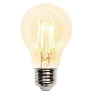 Westinghouse 5W  A19 Dimmable Filament LED, 2000K,420LM, 80CRI, 40W Equivalent, 320°, 15,000 Hours, E26, 120V; 5A19/FilamentLED/DIM/A/20 1CD